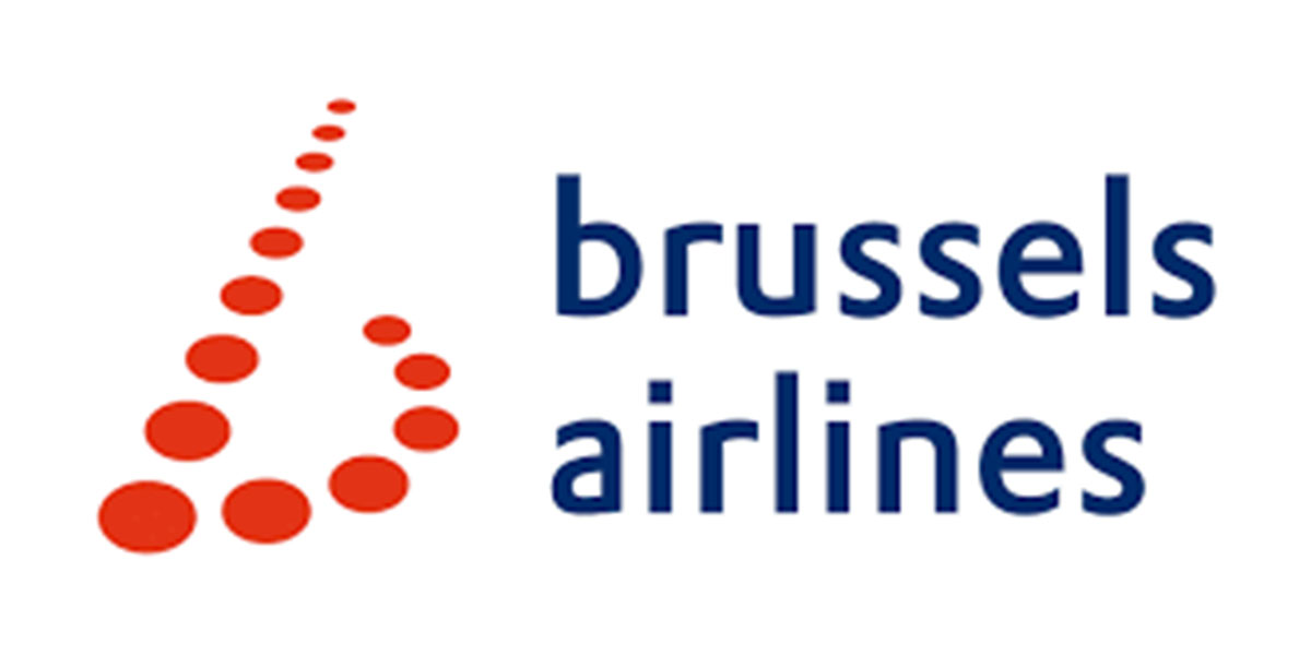Logo service client Brussels Airlines